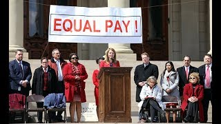 Rep. Donna Lasinski Recognizes Equal Pay Day