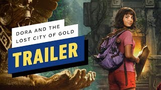 Dora and the Lost City of Gold Official Trailer (2019) Michael Peña, Isabela Moner