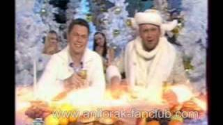 Новый год 2009/2010 на НТВ