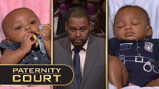 Fraternal Twins Fathered By Two Different Men? (Full Episode) | Paternity Court