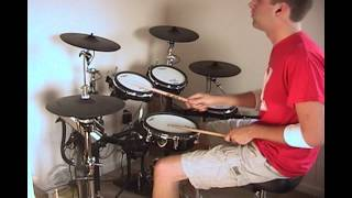 "311 ""Don't Tread On Me"" Drum Cover"