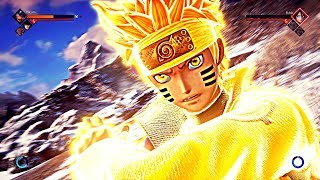 JUMP FORCE (2019) All NEW Playable Character Awakening Transformations & Ultimate Attacks (DEMO)