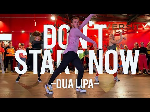 Dua Lipa - Don't Start Now | Hamilton Evans Choreography
