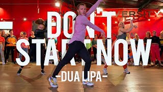 Dua Lipa   Don't Start Now | Hamilton Evans Choreography