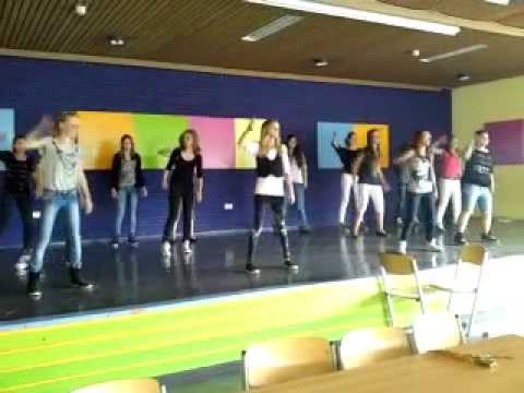 Openingsdans musical Elzendaalcollege Gennep
