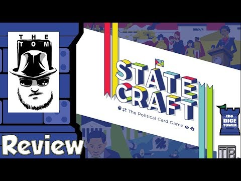Statecraft Review - with Tom Vasel