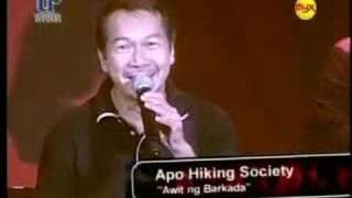 Apo Hiking Society - Awit ng Barkada (Kami nAPO Muna)