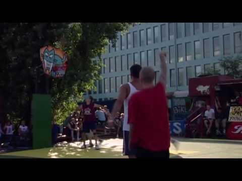 Teaser Basketball Aid OPEN 2010