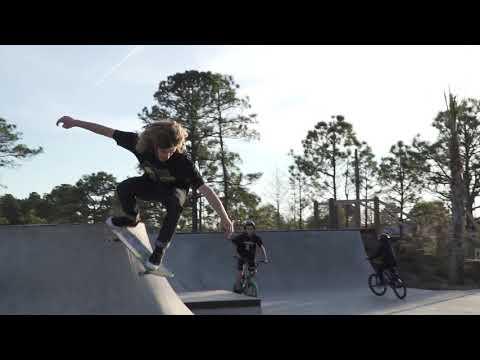 Ogden Skate Park: Zach Manship