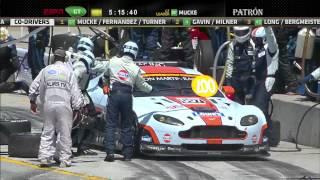 United_SportsCars - LagunaSeca2012 Full Race Part 1