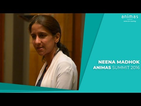 Neena Madhok speaks at the Animas Summit 2016