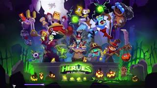 Heroes of the Storm : Zagara Ranked Hero League