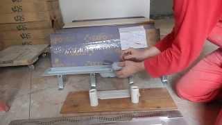 """Душевой лоток AlcaPlast APZ10-Simple 750 от компании Интернет магазин """"MultiTherm"""" - видео"""