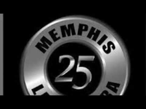 A punto de estallar de amor Memphis la Blusera