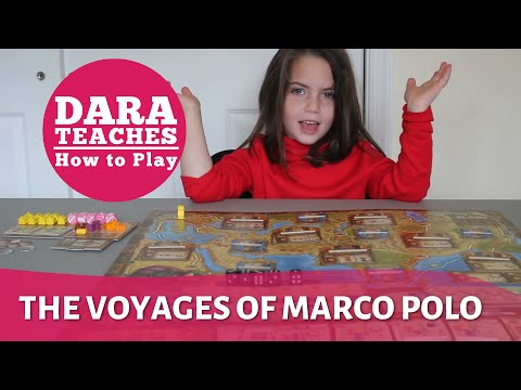 Dara Teaches How To Play: The Voyages of Marco Polo