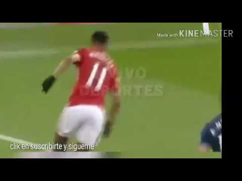 Manchester united vs Middlesbrough 2-1