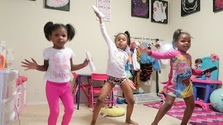 WII U DANCE SESSION! | Daily Dose S2Ep202