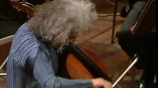 Shostakovich: Cello Concerto n.1 op.107 - Mischa Maisky - 4th movt.