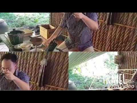 Ông Thịnh Vlogs: Tự tay làm bánh kẹp cuốn siêu ngon, nổi tiếng miền Tây
