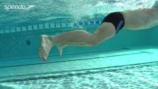 Swimming Technique: Breaststroke Kick