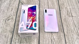 Samsung Galaxy A70 Real Review