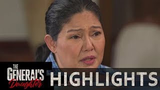 Sabel tells Corazon about Rhian's kindness | The General's Daughter (With Eng Subs)
