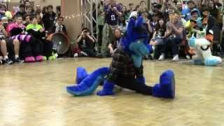 Daquiri - BLFC 2014 Fursuit Dance Competition