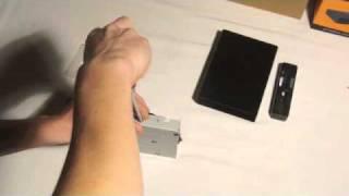 Festplattengehäuse TrekStor --- Unboxing & Einbau