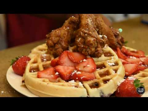 Club Chefman Exclusive - Trap Kitchen's Chicken N' Waffles and Mac N' Cheese
