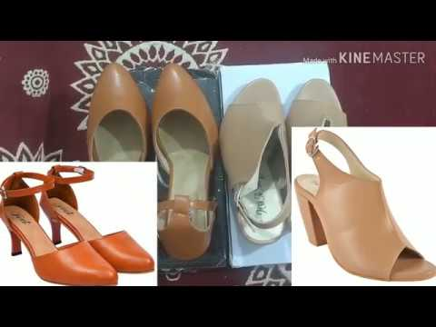 Flipkart high heel sandals review & try on|heel shoes for girls