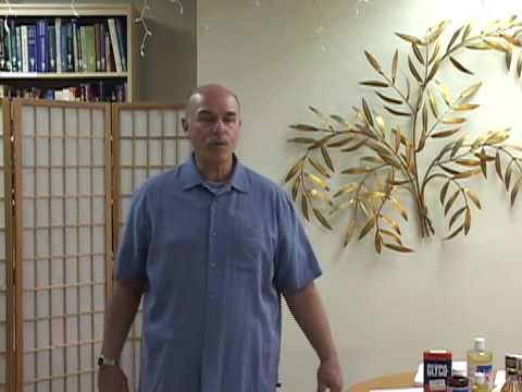Jack Rosen: Use of Castor Oil Packs 3/3