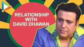 """Govinda: """"David Dhawan ne kaha Jo chhota mota mil jaaye, kaam kar le"""""""