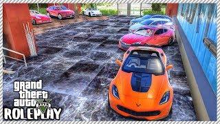 GTA 5 Roleplay - Big Car Sale Day at my Car Dealership   RedlineRP #91