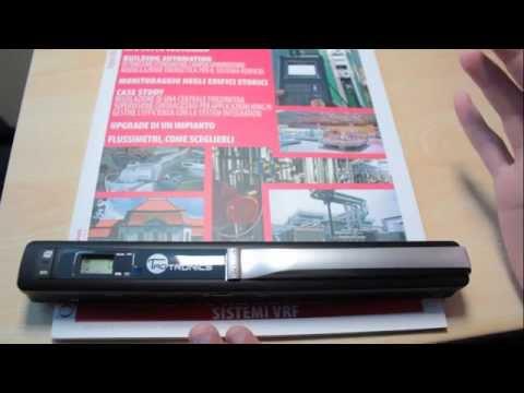 Recensione | TaoTronics Scanner Portatile TT-DS001