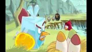 Angry Birds la pelicula completa