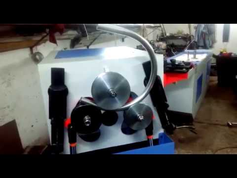 DC-38 Section Pipe Bending Machine