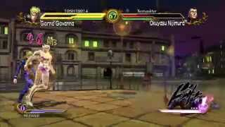 JoJo's: All-Star Battle [NA] Ranked Matches #18 - HD