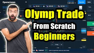 olymp trade tutorial for beginners - how to start olymp trade from scratch with a free 100% bonus