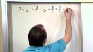 Lesson 11 - Divide Whole Numbers By Fractions (5th Grade Math)