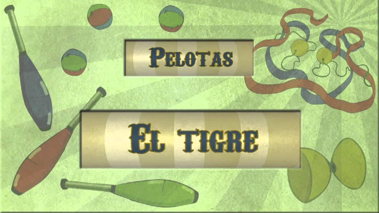 Archi Malabares 10 Pelotas, El tigre