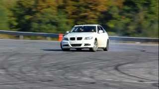 İstanbul Park Drift Antremanı - BMW 320D Drift