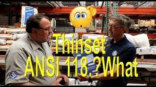 ThinsetMortar,ANSIA118.???🤔Whatyouneedtoknowtochoosetherighttype.