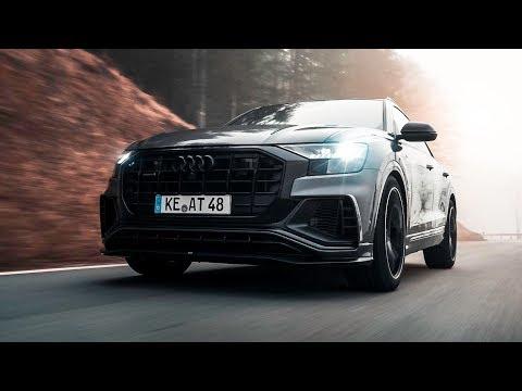 Audi  Q8 Кроссовер класса J - рекламное видео 3