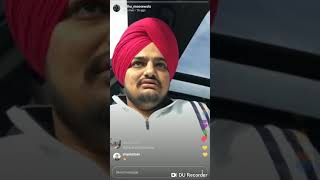 Sidhu Moosewala Talk About His New Song ( Russian Tank ) And Saint Jarnail Singh Ji Bhindrawale