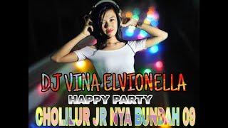 Gambar cover DJ VINA ON THE MIX - Happy Party Cholilur Putra Racing 09 Best Vocal Dj Vina Elvionella