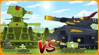 Бой с Левиафаном Мультики про танки