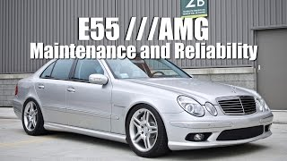 E55 AMG Maintenance and Reliability | My Experience (4K)
