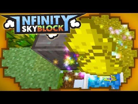 Items verdoppeln: Ist das cheaten? - Minecraft FTB Infinity Skyblock