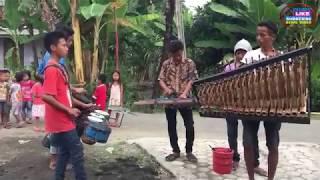 Keloas - Versi Pengamen Angklung Jalanan,Alunan Musiknya Jos Gandos