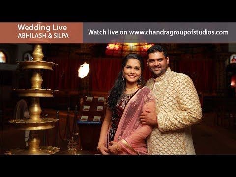Wedding Abhilash Amp Silpa